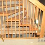 Der Treppenbauer legt auch los