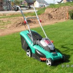 Akku-Rasenmäher Rotak 37 LI von Bosch