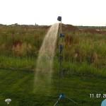 Wasser für die Abkühlung