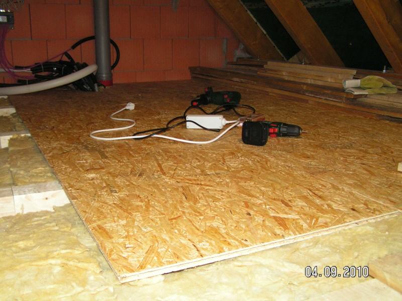 Extrem Bodenbelag Dachboden XO54 | Casaramonaacademy DR55