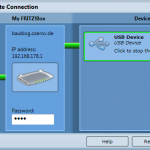 download fritz box usb remote connection