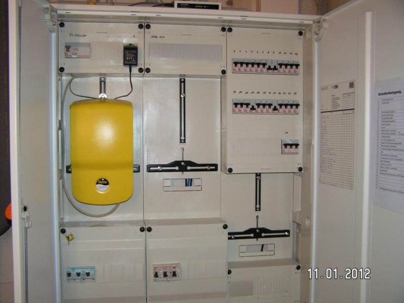 Turbo Stromzähler für Wärmepumpe wird ausgebaut | Baublog von Alexey GA46
