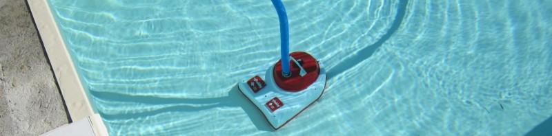 Pool reinigen mit Robby G3