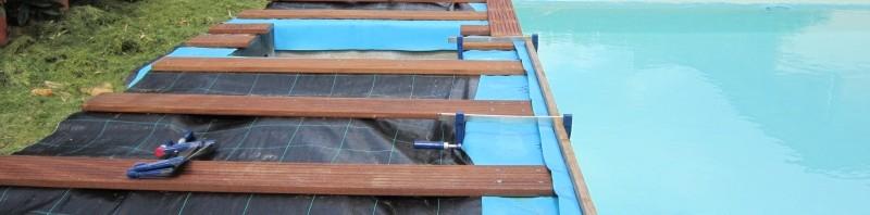 Holz am Pool (Teil 3)