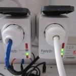 AVM-Steckdosen schalten Pumpe und LED