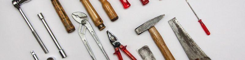 Bringen Sie Ihre heimische Werkzeugkiste auf den neuesten Stand